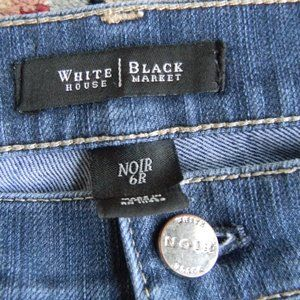 White House & Black Market Jeans